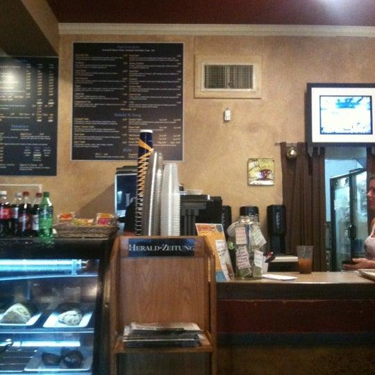 Crosswalk Coffeehouse - Coffee Shop in Downtown New Braunfels