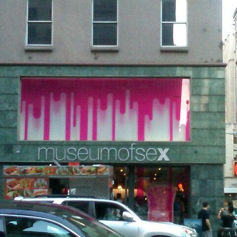 9/1/2012에 Vanessa A.님이 Museum of Sex에서 찍은 사진