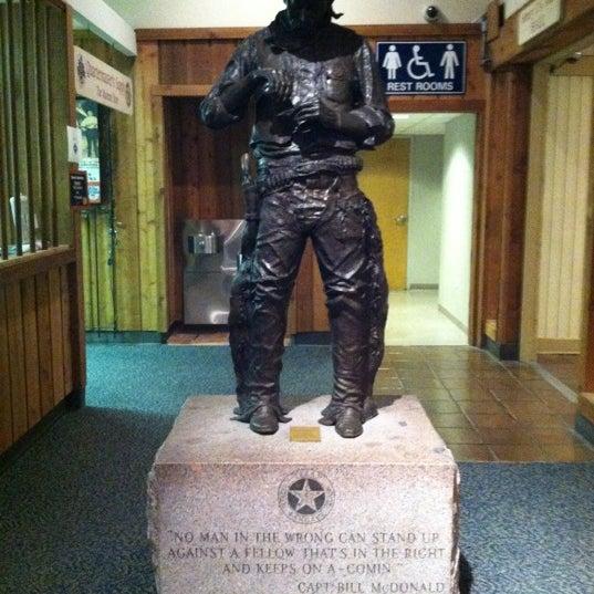Foto scattata a Texas Ranger Hall of Fame and Museum da Amanda H. il 5/7/2012