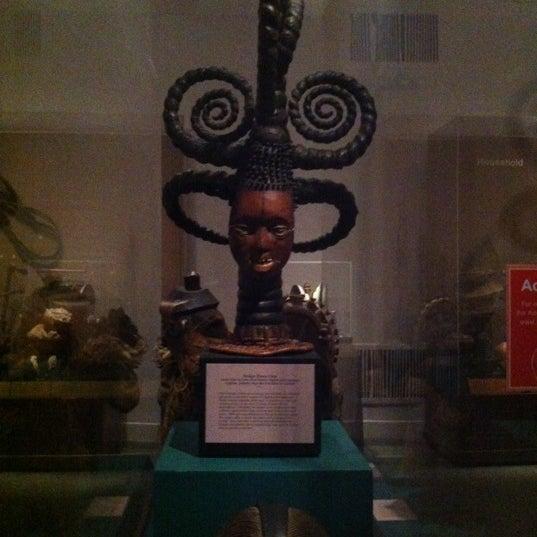 Das Foto wurde bei University of Pennsylvania Museum of Archaeology and Anthropology von michael s. am 3/18/2012 aufgenommen