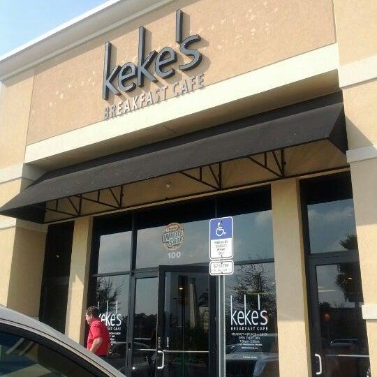 Keke S Breakfast Cafe Millenia Orlando Fl