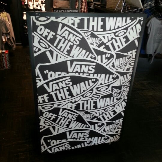 9aa31bc874 Photo taken at Vans Store by Yann B. on 9 5 2012