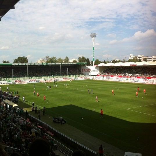 Photo Taken At Sportpark Ronhof Thomas Sommer By Urs M On 8 26