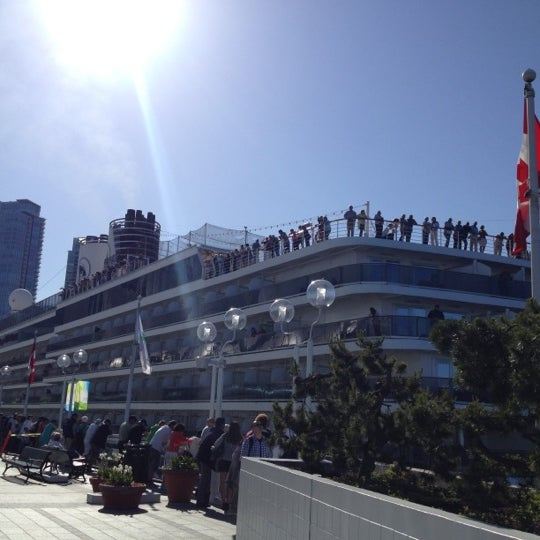 Downtown Vancouver: Vancouver Cruise Terminal