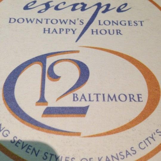 Foto tomada en 12 Baltimore por Rick B. el 6/14/2012