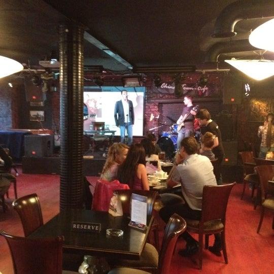 Das Foto wurde bei China Town Café von Павел Е. am 5/11/2012 aufgenommen