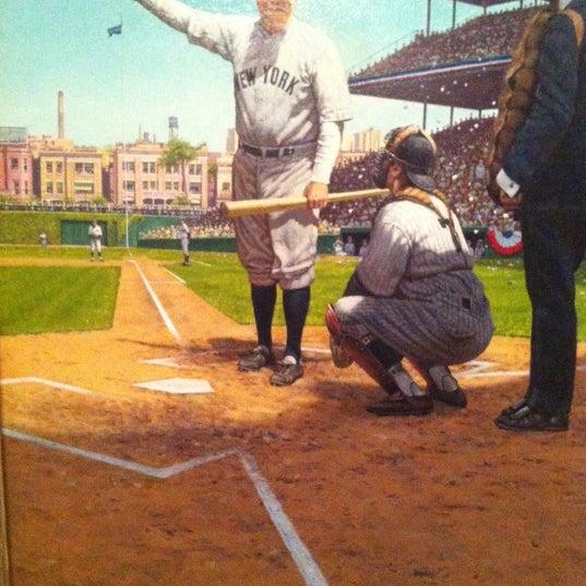 7/29/2012 tarihinde Michael R.ziyaretçi tarafından National Baseball Hall of Fame and Museum'de çekilen fotoğraf