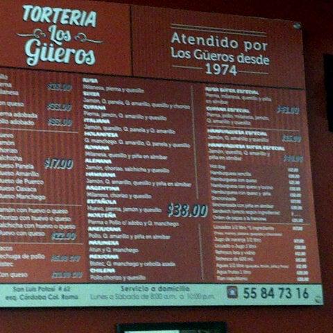 """Das Foto wurde bei Tortería """"Los Güeros"""" von Cynthia L. am 9/2/2012 aufgenommen"""