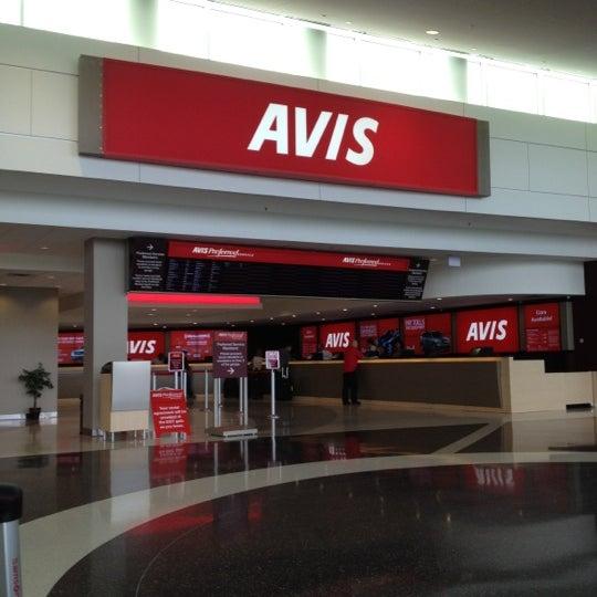 Photos At Avis Car Rental