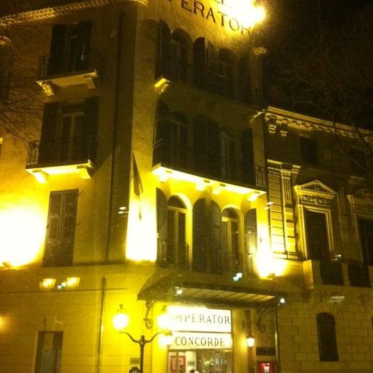 Photo prise au Hôtel IMPERATOR**** par tthuny p. le2/14/2012