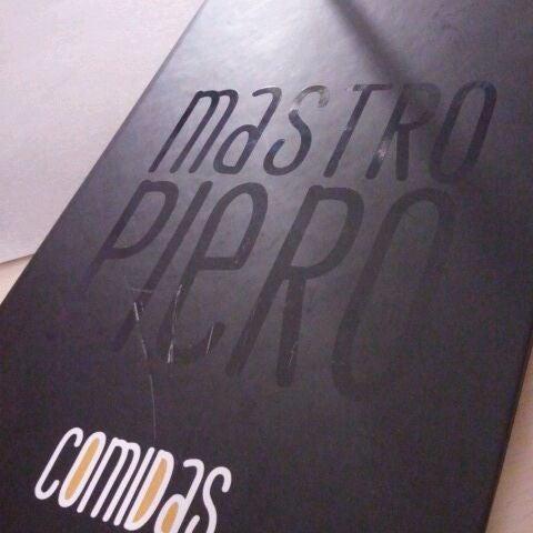 Foto tomada en Mastropiero Gastrobar y Jardín por Jesús R. el 4/27/2012