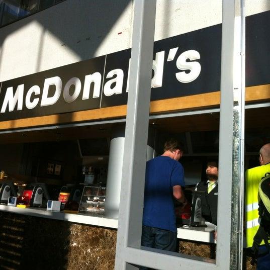 Mcdonalds Arlanda