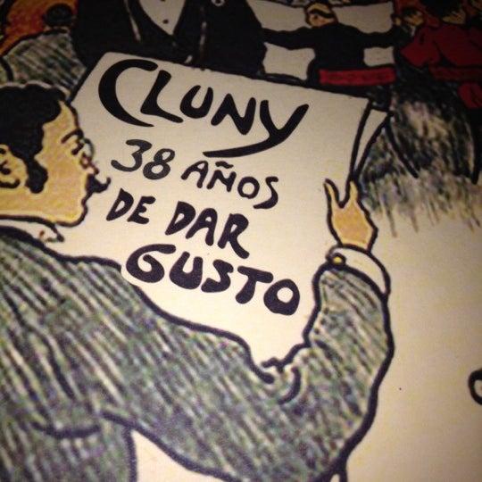 Снимок сделан в Cluny пользователем Ceci 6/9/2012