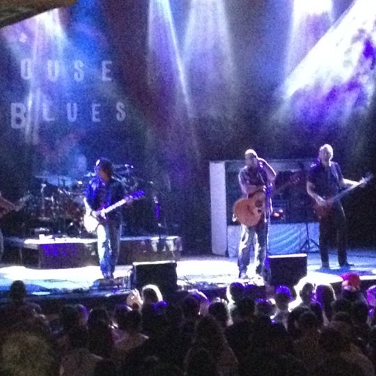 Photo prise au House of Blues par J Kyle M. le4/8/2012