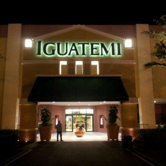 Das Foto wurde bei Shopping Iguatemi von Chaval . am 7/31/2012 aufgenommen