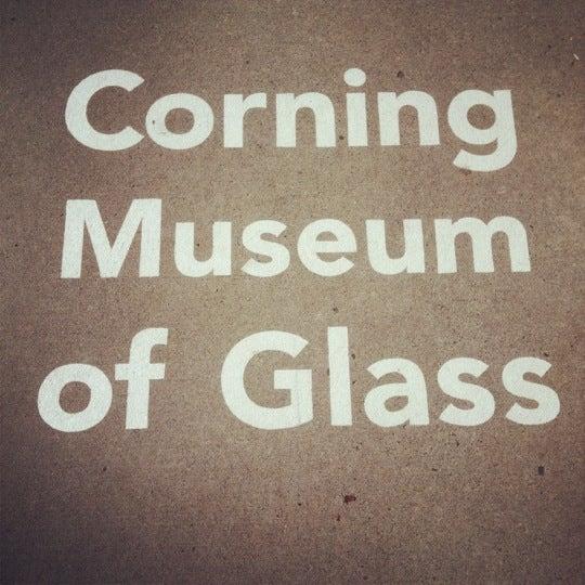 Photo prise au Corning Museum of Glass par Caleb N. le8/3/2012