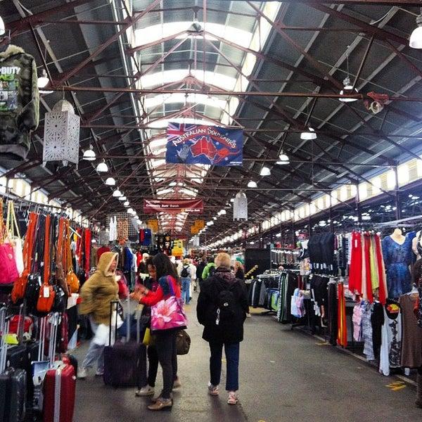 Foto diambil di Queen Victoria Market oleh Voon A. pada 8/30/2012