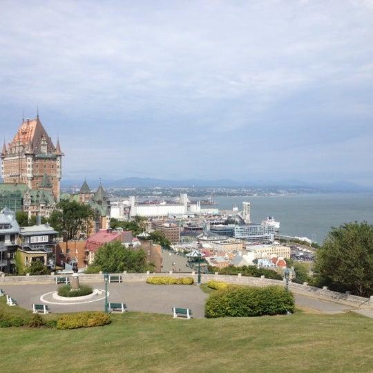 Photo prise au Citadelle de Québec par Brian N. le9/6/2012