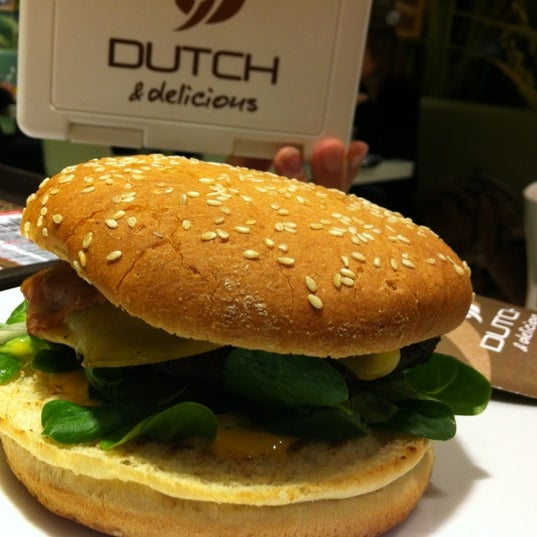 Photo taken at Dutch & Delicious by Emile N. on 2/22/2012
