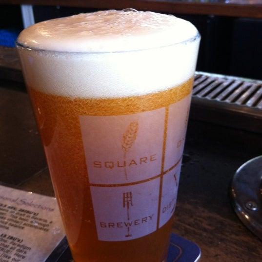 Das Foto wurde bei Square One Brewery & Distillery von Dave H. am 6/23/2012 aufgenommen
