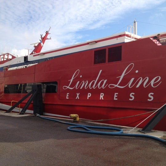 Linda Line M/S Merilin (Now Closed) - Kaivopuisto - Helsinki, Uusimaa