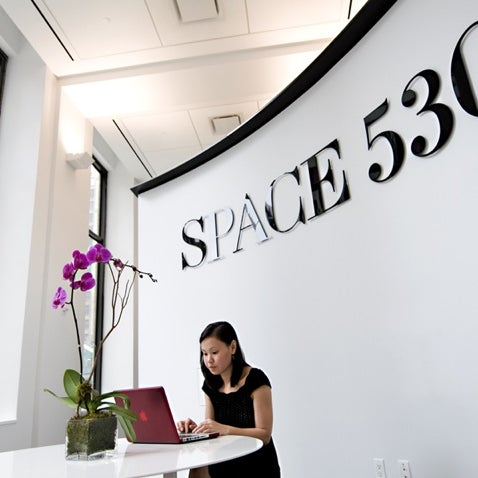 Photo prise au Space 530 par Jehangir I. le6/12/2012