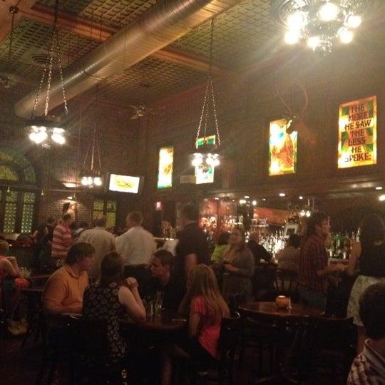 Снимок сделан в The Owl Bar пользователем Stacie V. 6/16/2012