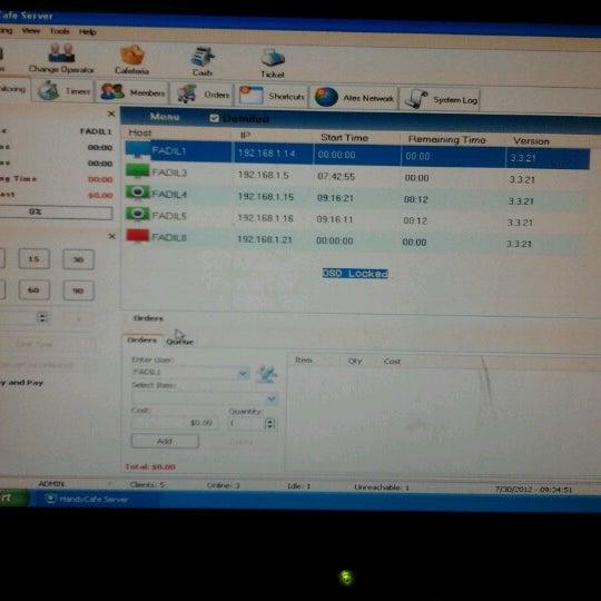 Photos at HandyCafe Server - Internet Cafe