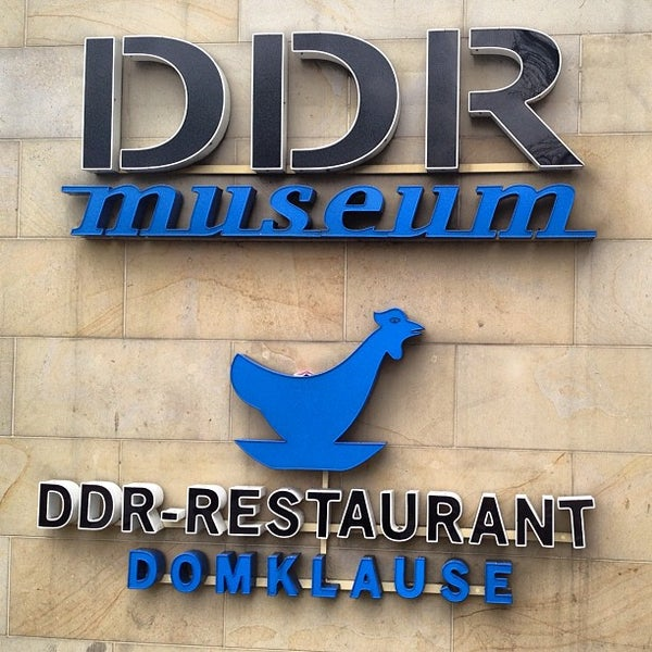4/6/2012 tarihinde Alexandr B.ziyaretçi tarafından DDR Museum'de çekilen fotoğraf