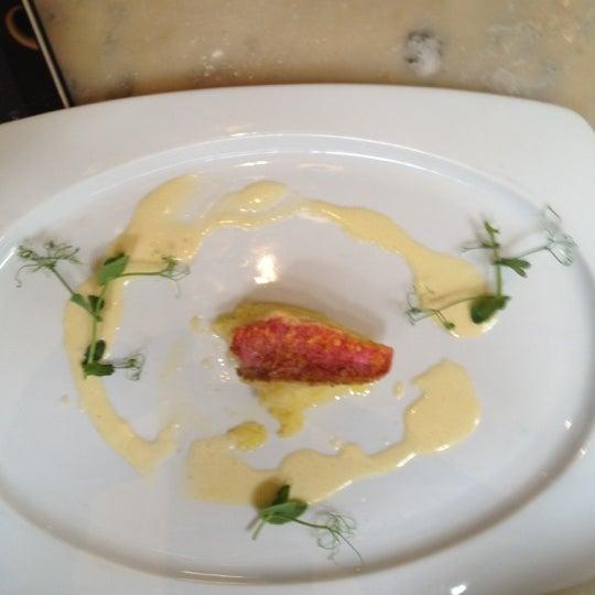 Photo prise au Restaurant de l'Ogenblik par Philip G. le7/13/2012