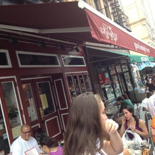 8/5/2012 tarihinde Gorkaziyaretçi tarafından Good Enough to Eat'de çekilen fotoğraf