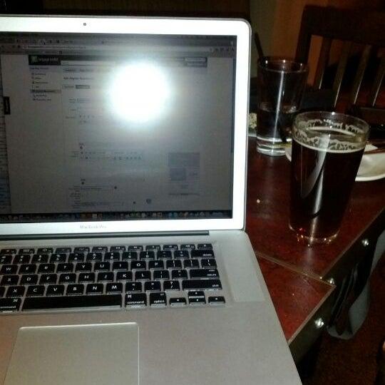 4/3/2012 tarihinde Aaron F.ziyaretçi tarafından Triumph Brewing Company'de çekilen fotoğraf