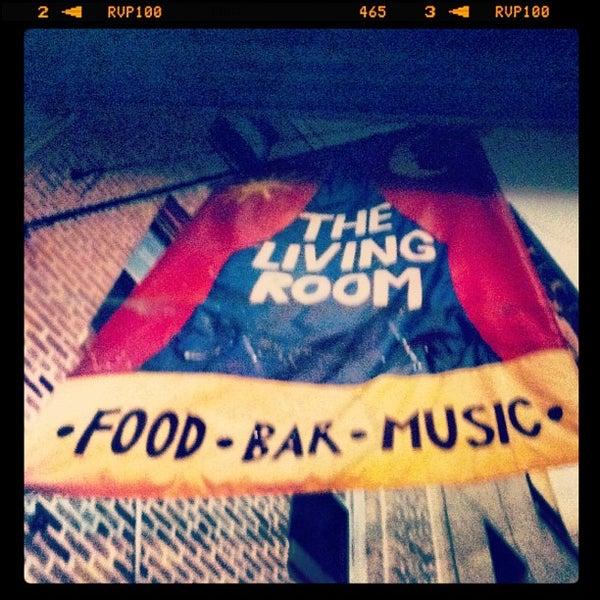 Снимок сделан в The Living Room пользователем Rick C. 9/11/2012