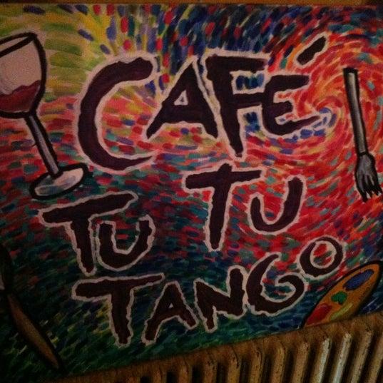 Foto diambil di Café Tu Tu Tango oleh Herbert U. pada 3/20/2012