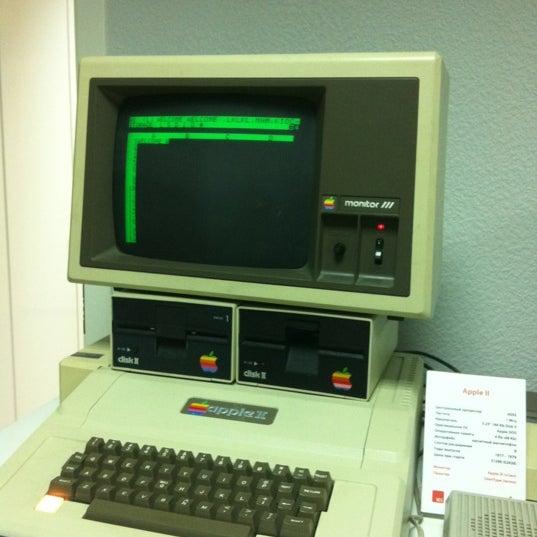 3/18/2012에 Kleen님이 Moscow Apple Museum에서 찍은 사진