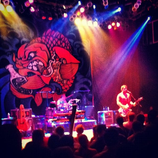 Foto tomada en House of Blues  por Kelly R. el 8/6/2012