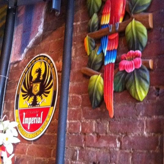 Das Foto wurde bei Bogota Latin Bistro von Sebastian G. am 3/4/2012 aufgenommen