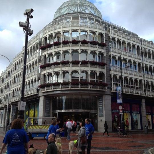 St Stephen's Green Shopping Centre
