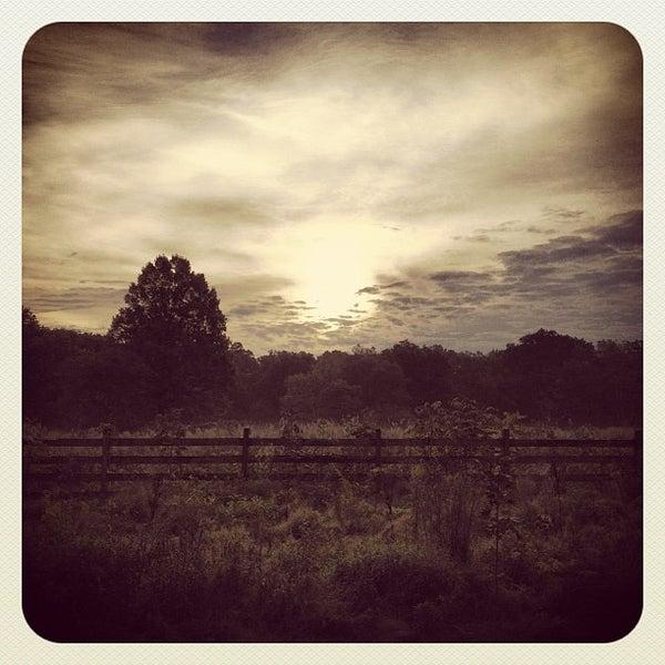 Foto tirada no(a) Duke Farms por Nicholas C. em 8/20/2012