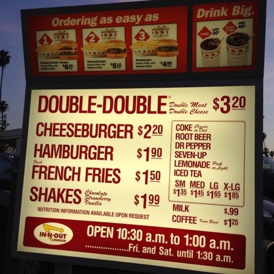 Photos at In-N-Out Burger - Lake Balboa - Van Nuys, CA
