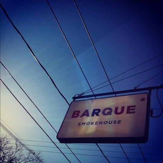 Photo prise au Barque Smokehouse par Bernie C. le5/5/2012