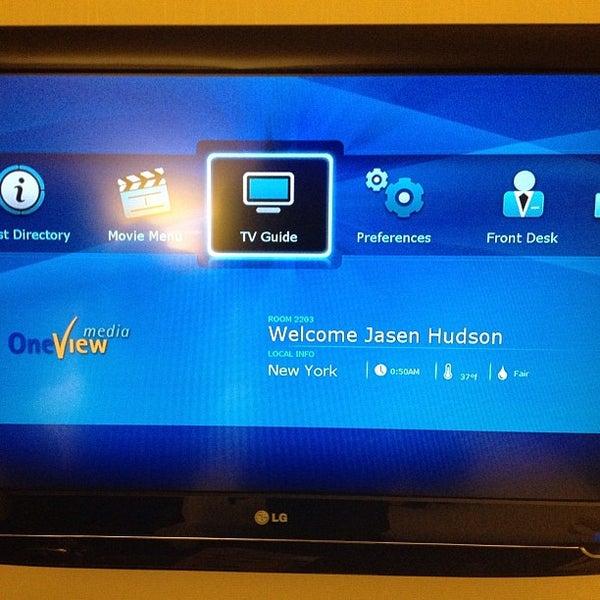 Foto scattata a Hilton da Jasen H. il 2/10/2012