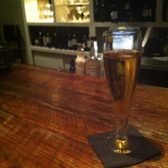 Das Foto wurde bei Campagnolo Restaurant + Bar von Dzimm A. am 8/25/2012 aufgenommen