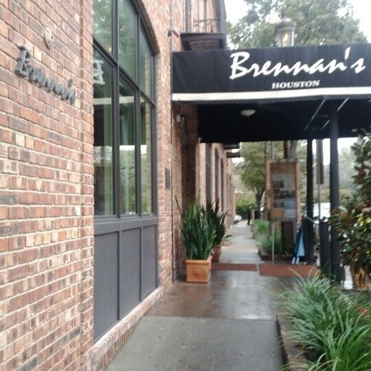 Photo taken at Brennan's of Houston by Randy on 2/15/2012