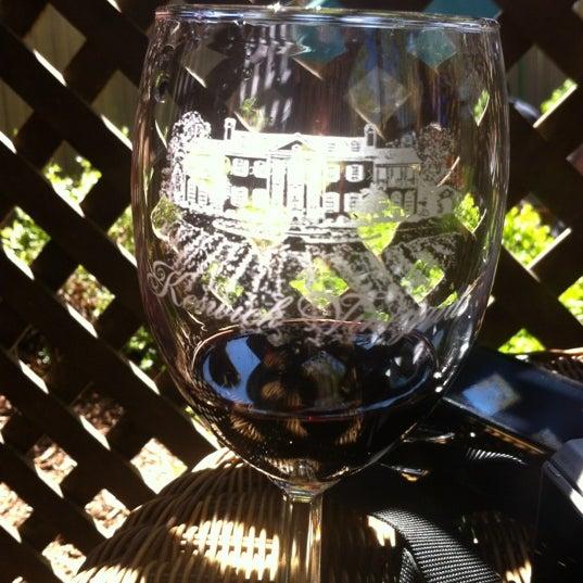 4/7/2012 tarihinde Jake O.ziyaretçi tarafından Keswick Vineyards'de çekilen fotoğraf