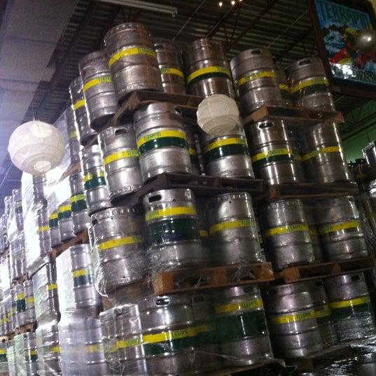 Foto scattata a Terrapin Beer Co. da Jimmy C. il 3/24/2012