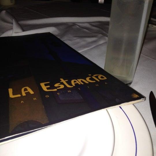 Foto scattata a La Estancia Argentina da Ana L. il 4/12/2012