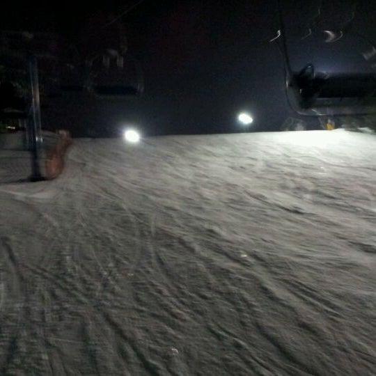 2/15/2012にWei L.がChicopee Ski & Summer Resortで撮った写真