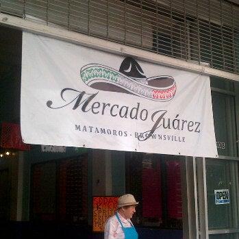Mercado Juarez - Downtown Brownsville - 1 tip