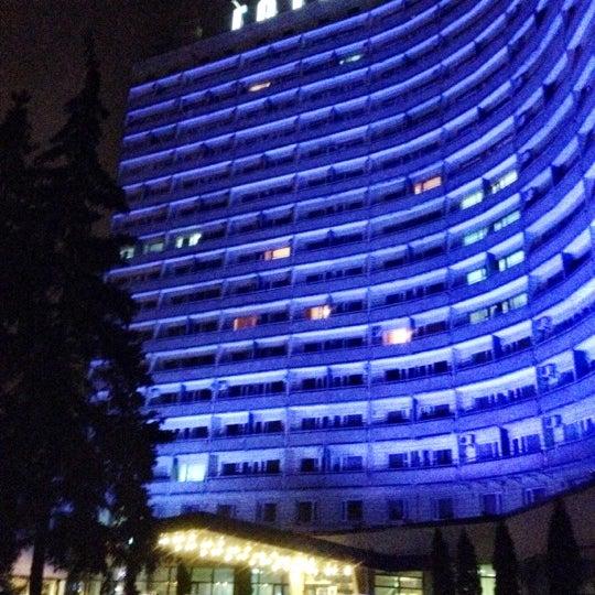 7/17/2012 tarihinde Ace Z.ziyaretçi tarafından Готель «Славутич»  / Slavutych Hotel'de çekilen fotoğraf